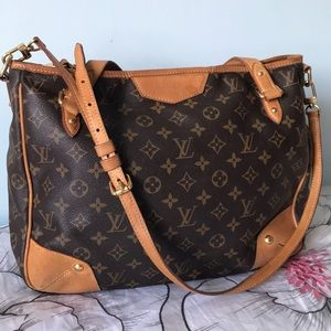 "Louis Vuitton Estrella Bag 15"" x 11"" Monogram Tote"